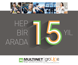 Multinet 15. Yıl