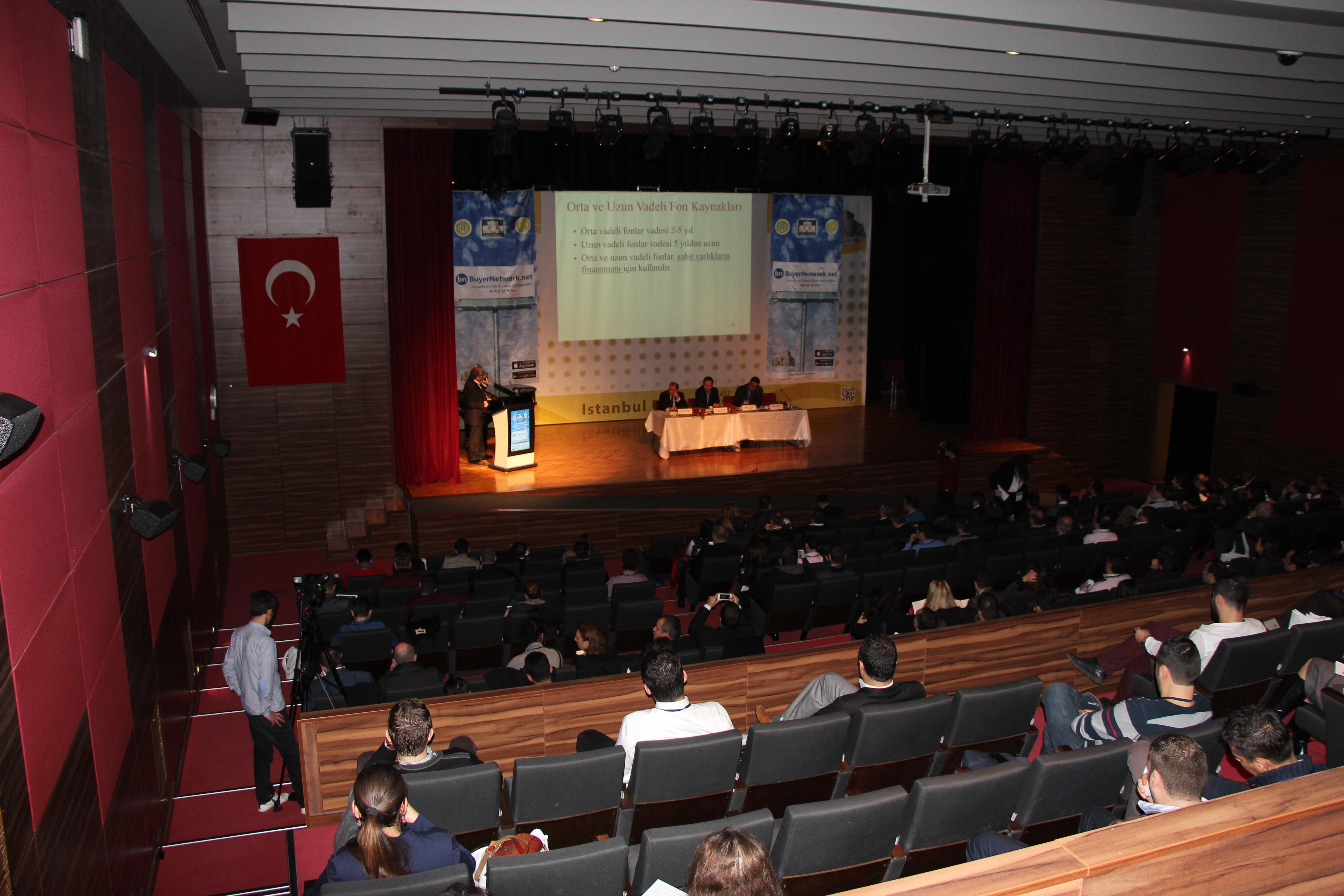 Satınalma ve TZY Konferansı Yoğun Katılımla Tamamlandı