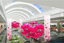 Aşk Sardı Vitrinleri