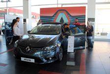 Yeni Megane Sedan, Test Sürüş Günleri ile İsotlar Renault'ta Görücüye Çıktı