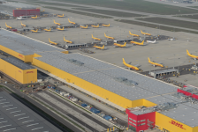 DHL Express'ten, Leipzig'deki aktarma merkezine230 milyon Euro'luk yatırım