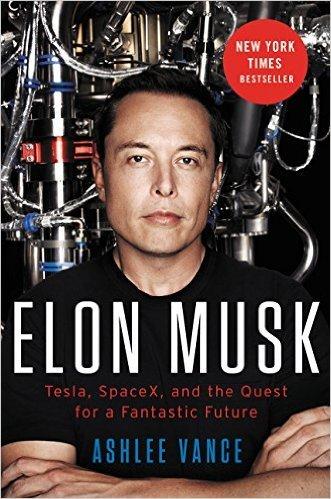12-Elon Musk, Yazar:Ashlee Vance