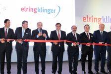 Alman Otomotiv Devi ElringKlinger, Bursa'daki Yeni Üretim Tesisini Açtı