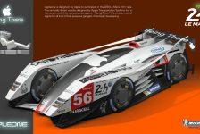 """""""Le Mans 2030: Kazanmak için Tasarla"""""""
