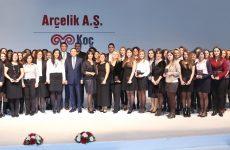 Arçelik A.Ş.'den 512 Başarılı Mühendisine Ödül