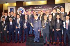 MG Gülçiçek Kimya'ya ''Büyük Ölçekli Kuruluş Ödülü''