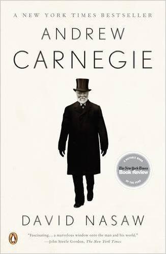 23-Andrew Carnegie, Yazar: David Nasaw