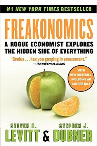 4-Freakonomics, Yazarlar: Steven D. Levitt and Stephen J. Dubner