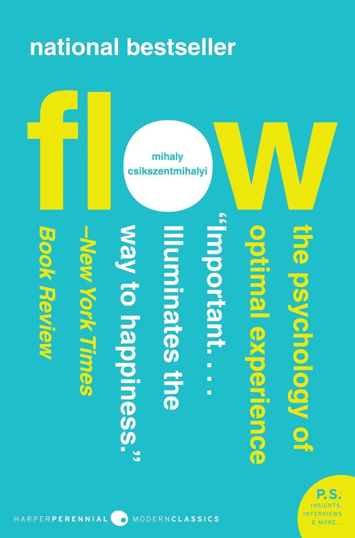 6-Flow, Yazar: Mihaly Csikszentmihalyi