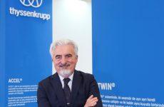 thyssenkrupp Asansör CEO'su Turgay Şarlı, Yeni Döneme Yönelik Büyüme Planlarını Duyurdu