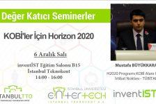 KOBİ'ler için Horizon 2020 Etkinliği