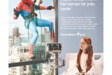 Philips, yeni marka kampanyasında süper kahraman Spider-Man'den ilham alıyor