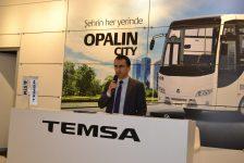 TEMSA, kent içi ulaşıma yönelik yeni teknolojilerle donatılan 4 aracını tanıttı