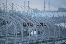 St. Petersburg'a Dev Proje