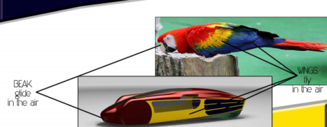 """Macaw"": 1 litre benzin ile 300 km."