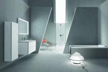 Saf Tasarım: Banyoda Beton Kullanımı