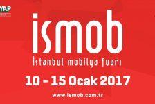 Avrasya'nın en büyük mobilya fuarı İSMOB 10 Ocak'ta kapılarını açıyor