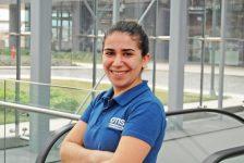 Asansör sektörünün tek kadın teknisyeni