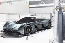 MICHELIN, Yeni Alpine A110 First Edition ve Aston Martin Valkyrie'yi yüksek performans lastikleri ile donatıyor