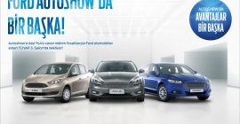 Ford'dan Autoshow'a özel kaçırılmayacak kampanya