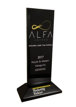 Siemens Ev Aletleri'ne müşteri deneyiminde birincilik ödülü