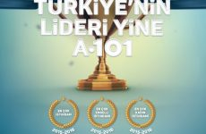 A101 Turkiye Istihdam Sampiyonu Oldu
