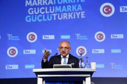 TİM, dünyaca ünlü guruları Marka Türkiye'de buluşturdu