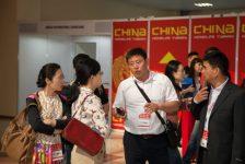 3. Çin Ürünleri Fuarı Açıldı