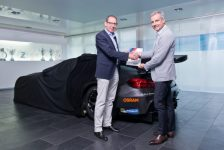 OSRAM yenilikçi aydınlatma çözümleri ile BMW Motorsport'un resmi ortağı oldu