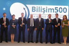 Türkiye'nin İlk 500 Bilişim Şirketi, 2016'da %7 Büyüdü 90,4 Milyar TL Ciro Elde Etti