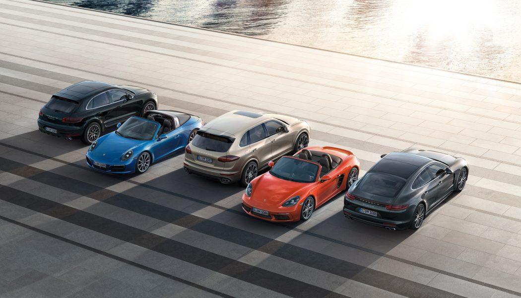 Porsche ilk yarı sonuçlarını açıkladı