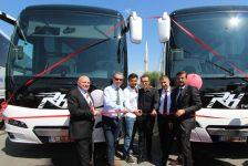 Sektörün yeni markası RH, NEOPLAN Tourliner'ı tercih etti