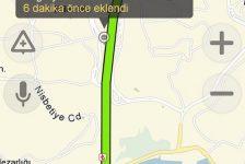 Yandex Navigasyon'da Yazılan Komik Trafik Yorumları:)