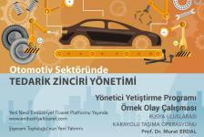 Satınalma Dergisi Ağustos 2017 – Otomotiv Tedarik Zinciri