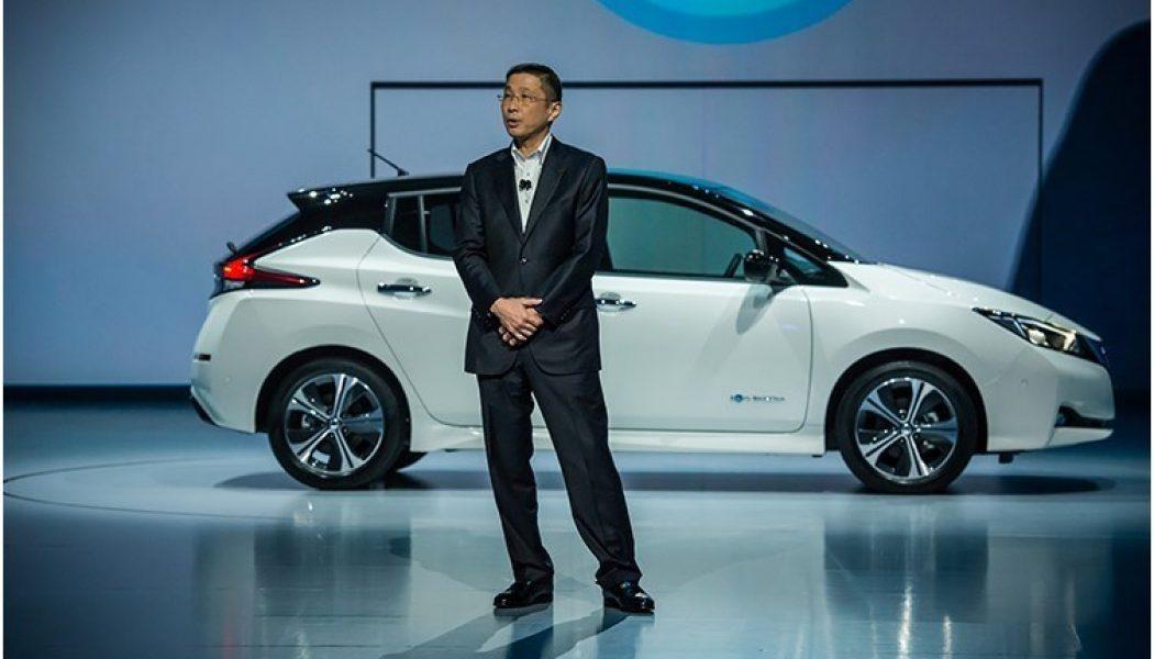 Nissan, öncü elektrikli araç ve ProPILOT teknolojilerini bir araya getirerek yeni Nissan LEAF'i geliştirdi