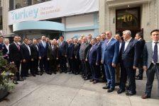 Türkiye Ticaret Merkezi, New York'da Açıldı