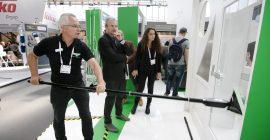 14 Milyar Avroluk Endüstriyel Temizlik Sektörünün Fuarı ISSA/INTERCLEAN İstanbul, Yarın Ziyarete Açılıyor…