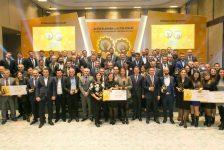 İş sağlığı ve güvenliğine altın ödüller