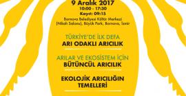 ULUSLARARASI EKOLOJİK ARICILIK KONFERANSI – 9 Aralık 2017
