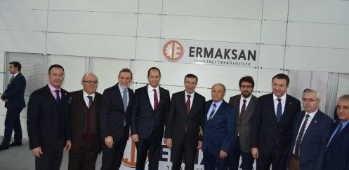 Ermaksan, 3D metal yazıcıyı Türkiye'de ilk kez sergiledi