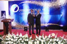 Elektrik-Elektronik ve Otomasyon Sektörünün En Başarılı Şirket ödülü TEKSAN'ın oldu