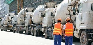 Supply of cement